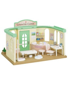 Sylvanian 'Country doctor'