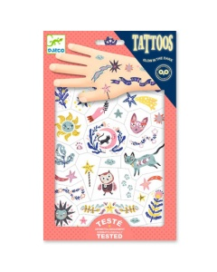 Tatoeages 'Sweet dreams'